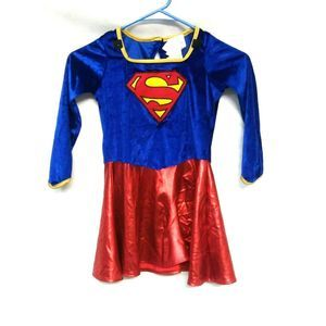 Rubies Costume Super Girl Costume Small